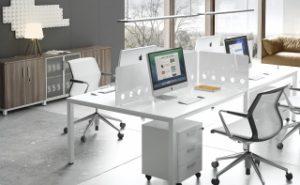 przykład mebli dla biur od producenta