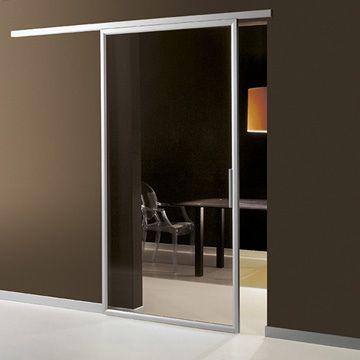 nowoczesne drzwi przesuwne w szafie